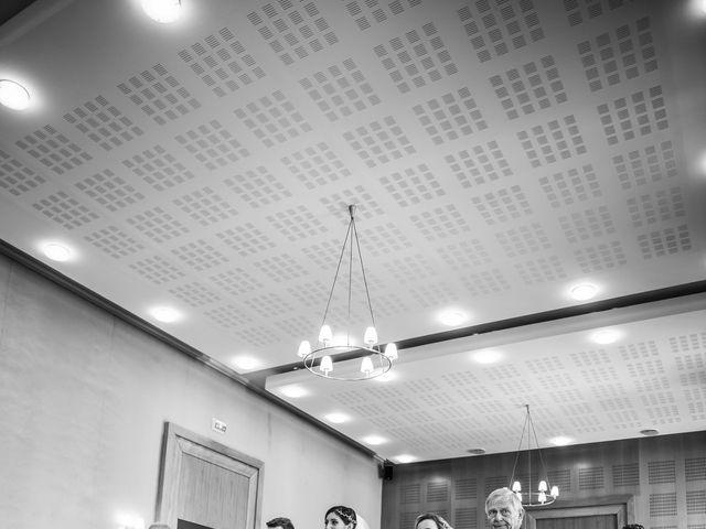 Le mariage de Thomas et Souhir à Vallet, Loire Atlantique 15