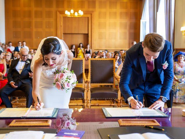 Le mariage de Thomas et Souhir à Vallet, Loire Atlantique 16