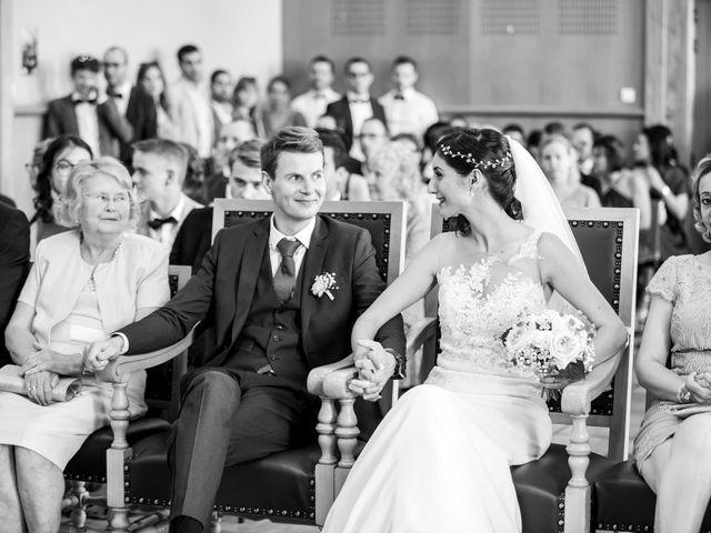 Le mariage de Thomas et Souhir à Vallet, Loire Atlantique 17