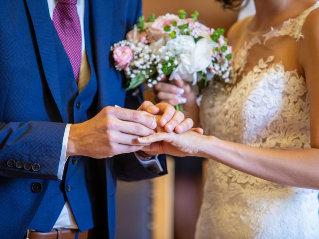 Le mariage de Thomas et Souhir à Vallet, Loire Atlantique 19