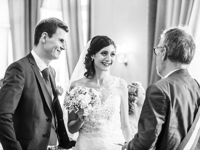 Le mariage de Thomas et Souhir à Vallet, Loire Atlantique 20