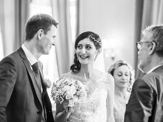 Le mariage de Thomas et Souhir à Vallet, Loire Atlantique 21