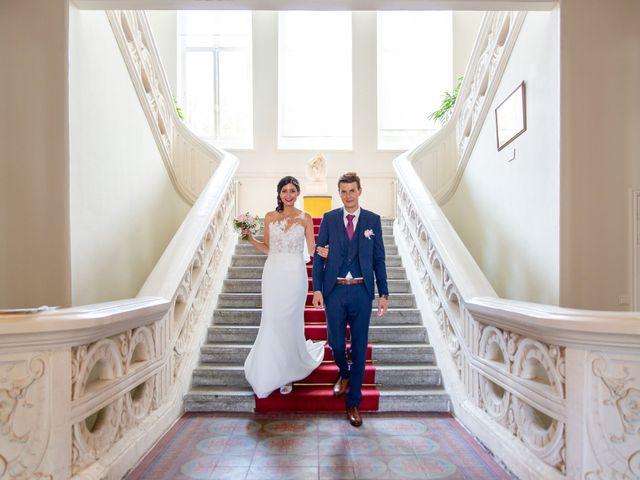 Le mariage de Thomas et Souhir à Vallet, Loire Atlantique 23