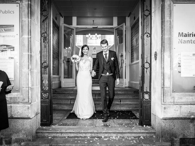 Le mariage de Thomas et Souhir à Vallet, Loire Atlantique 24
