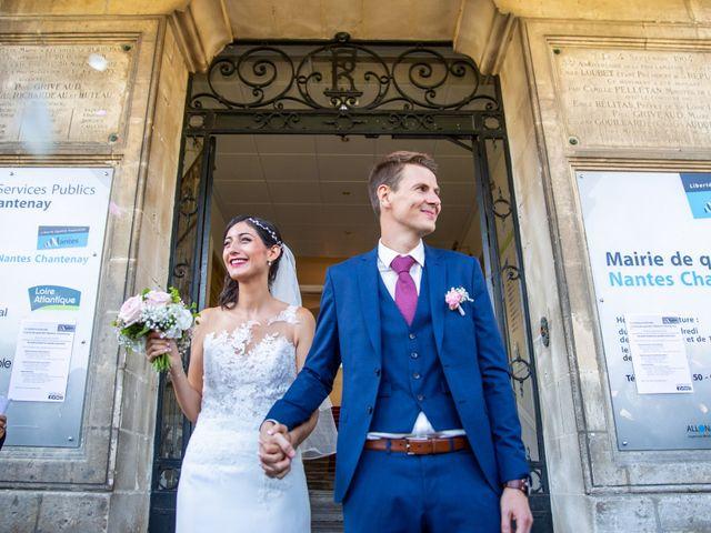 Le mariage de Thomas et Souhir à Vallet, Loire Atlantique 25