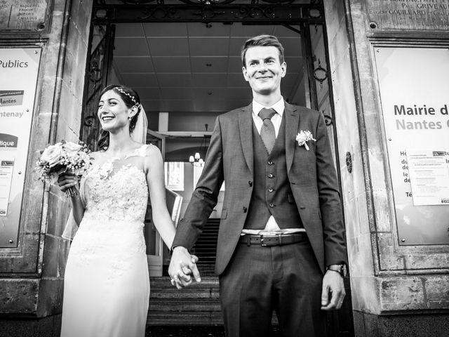 Le mariage de Souhir et Thomas