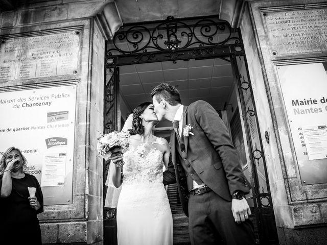 Le mariage de Thomas et Souhir à Vallet, Loire Atlantique 26
