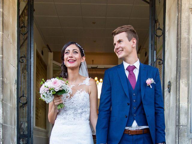 Le mariage de Thomas et Souhir à Vallet, Loire Atlantique 27