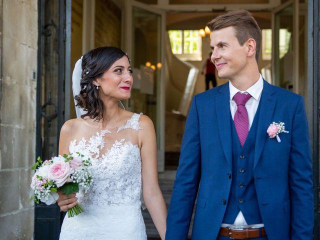 Le mariage de Thomas et Souhir à Vallet, Loire Atlantique 29