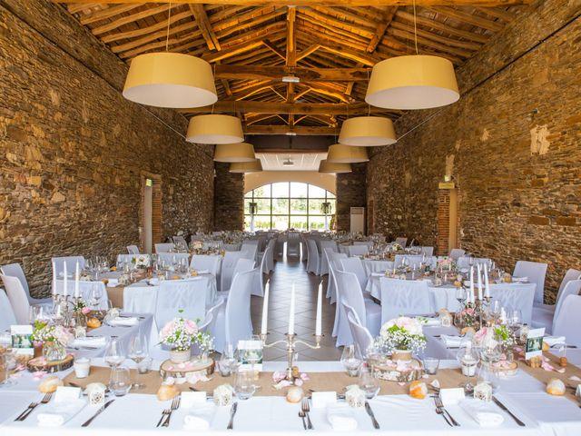Le mariage de Thomas et Souhir à Vallet, Loire Atlantique 32