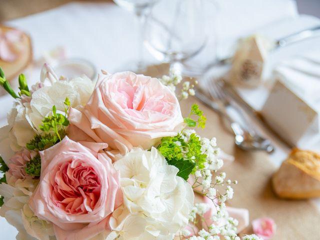 Le mariage de Thomas et Souhir à Vallet, Loire Atlantique 34