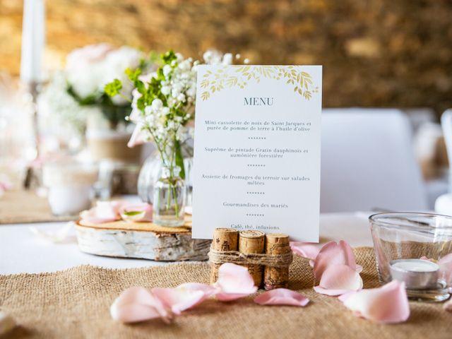 Le mariage de Thomas et Souhir à Vallet, Loire Atlantique 36