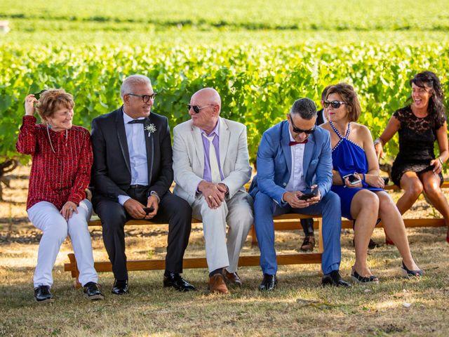 Le mariage de Thomas et Souhir à Vallet, Loire Atlantique 43