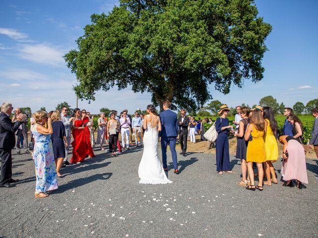 Le mariage de Thomas et Souhir à Vallet, Loire Atlantique 49