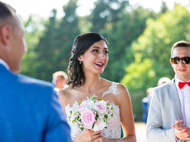 Le mariage de Thomas et Souhir à Vallet, Loire Atlantique 52