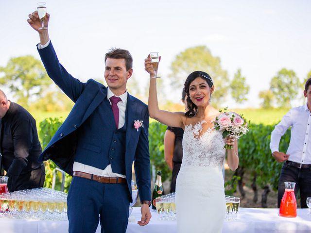 Le mariage de Thomas et Souhir à Vallet, Loire Atlantique 53