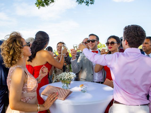 Le mariage de Thomas et Souhir à Vallet, Loire Atlantique 54