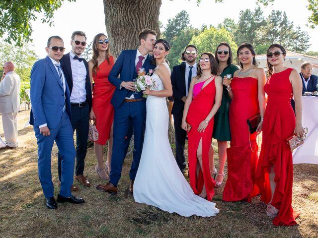Le mariage de Thomas et Souhir à Vallet, Loire Atlantique 55