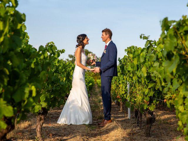 Le mariage de Thomas et Souhir à Vallet, Loire Atlantique 70