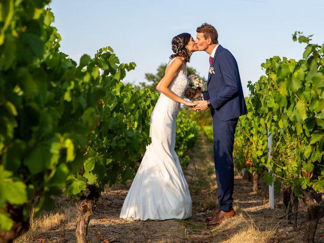 Le mariage de Thomas et Souhir à Vallet, Loire Atlantique 71
