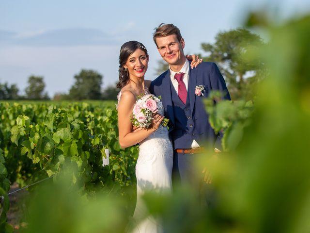 Le mariage de Thomas et Souhir à Vallet, Loire Atlantique 72