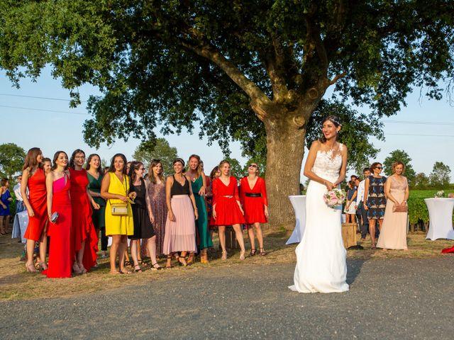 Le mariage de Thomas et Souhir à Vallet, Loire Atlantique 75