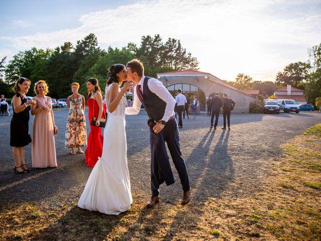 Le mariage de Thomas et Souhir à Vallet, Loire Atlantique 81