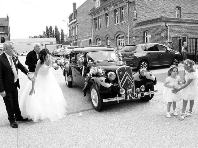 Le mariage de Vincent et Caroline à Armentières, Nord 4