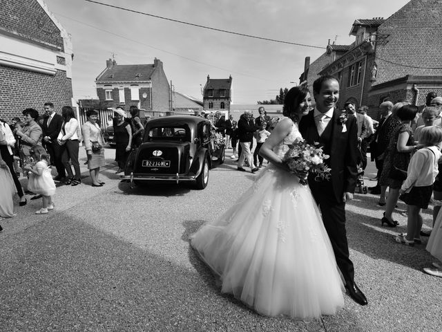 Le mariage de Vincent et Caroline à Armentières, Nord 32