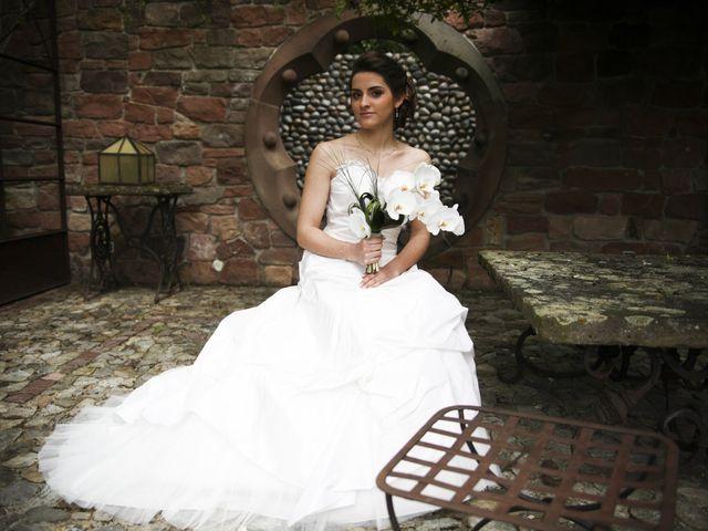 Le mariage de Anthony et Laetitia à Marckolsheim, Bas Rhin 1