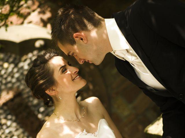 Le mariage de Anthony et Laetitia à Marckolsheim, Bas Rhin 10