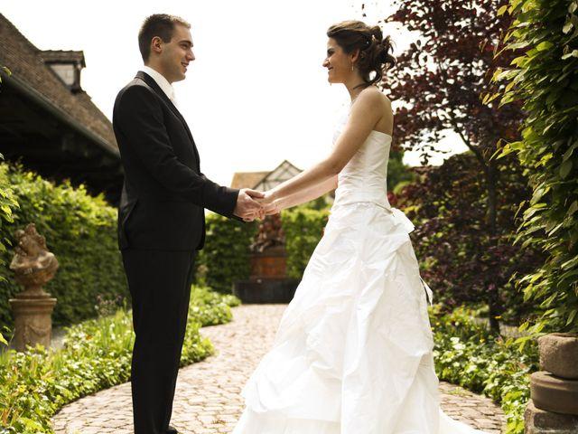 Le mariage de Anthony et Laetitia à Marckolsheim, Bas Rhin 14