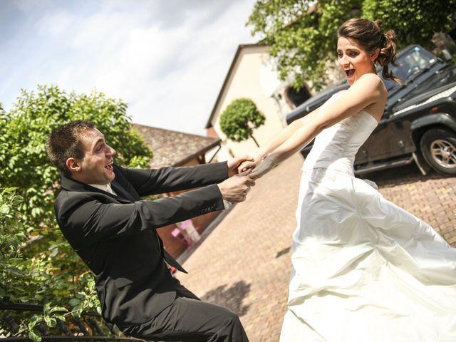 Le mariage de Anthony et Laetitia à Marckolsheim, Bas Rhin 16