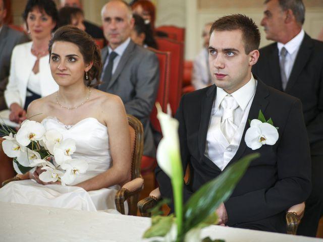 Le mariage de Anthony et Laetitia à Marckolsheim, Bas Rhin 18