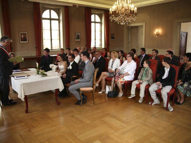 Le mariage de Anthony et Laetitia à Marckolsheim, Bas Rhin 19