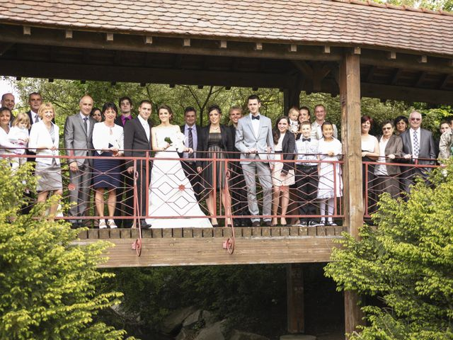 Le mariage de Anthony et Laetitia à Marckolsheim, Bas Rhin 26