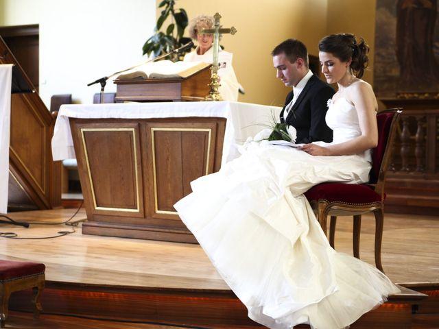 Le mariage de Anthony et Laetitia à Marckolsheim, Bas Rhin 28