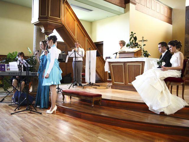 Le mariage de Anthony et Laetitia à Marckolsheim, Bas Rhin 29