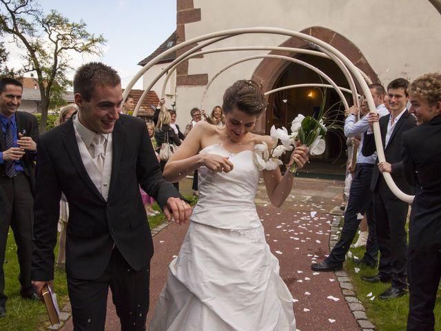 Le mariage de Anthony et Laetitia à Marckolsheim, Bas Rhin 31