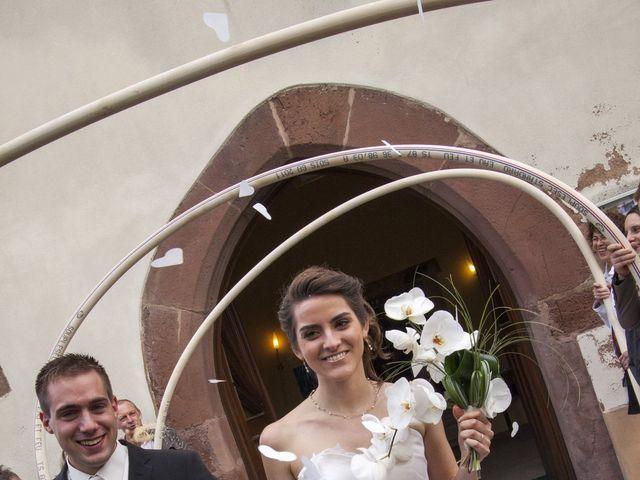 Le mariage de Anthony et Laetitia à Marckolsheim, Bas Rhin 33