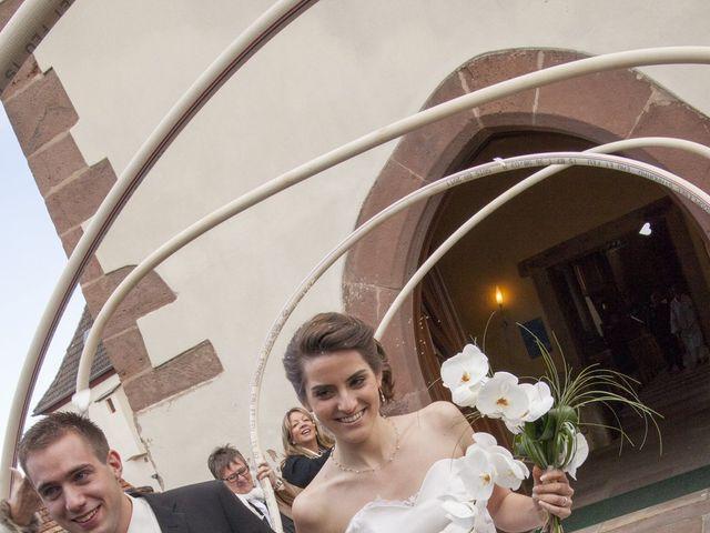 Le mariage de Anthony et Laetitia à Marckolsheim, Bas Rhin 34