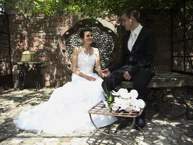 Le mariage de Anthony et Laetitia à Marckolsheim, Bas Rhin 41