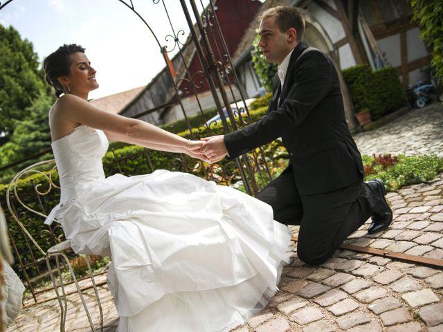 Le mariage de Anthony et Laetitia à Marckolsheim, Bas Rhin 44