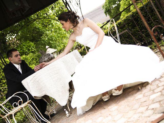 Le mariage de Anthony et Laetitia à Marckolsheim, Bas Rhin 45