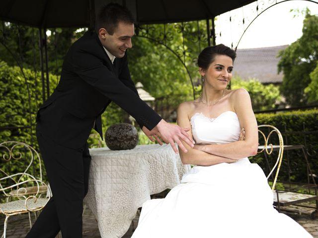 Le mariage de Anthony et Laetitia à Marckolsheim, Bas Rhin 46