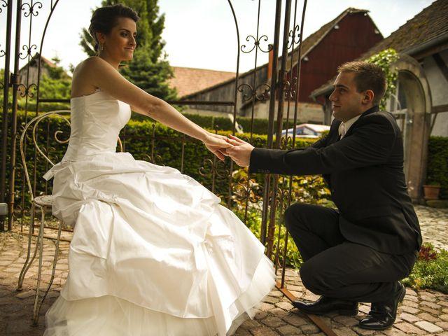 Le mariage de Anthony et Laetitia à Marckolsheim, Bas Rhin 48