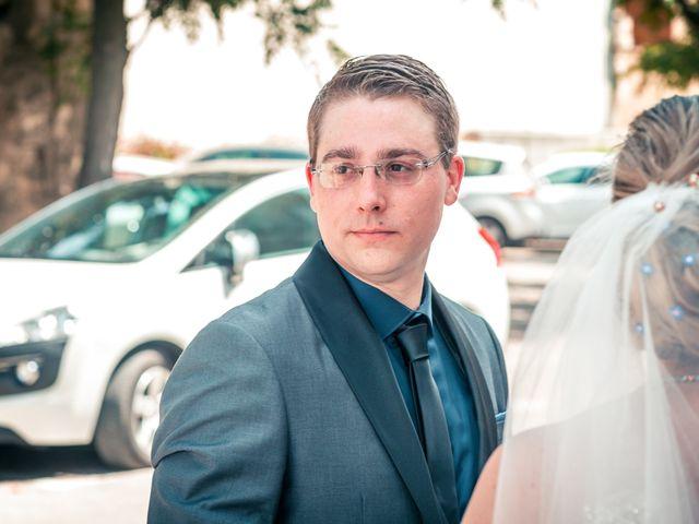 Le mariage de Gabriel et Vanessa à Redessan, Gard 3