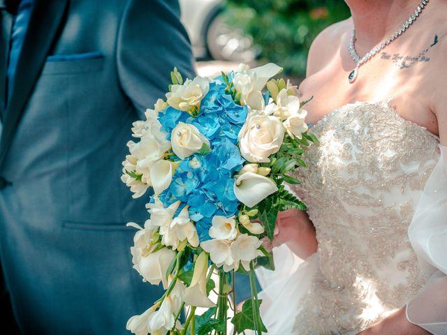 Le mariage de Gabriel et Vanessa à Redessan, Gard 4