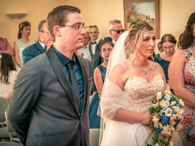 Le mariage de Gabriel et Vanessa à Redessan, Gard 5