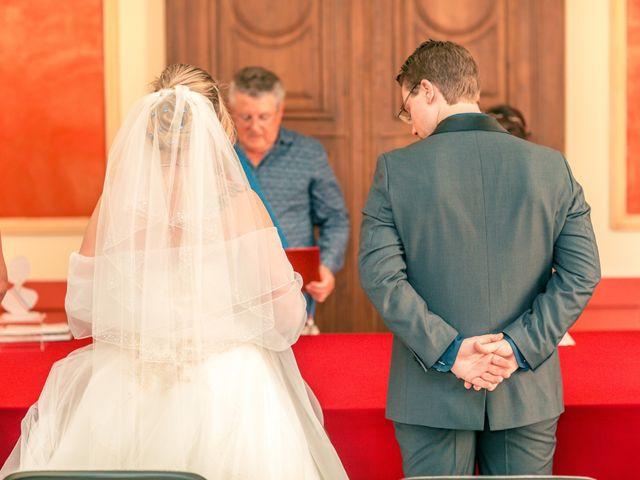 Le mariage de Gabriel et Vanessa à Redessan, Gard 6